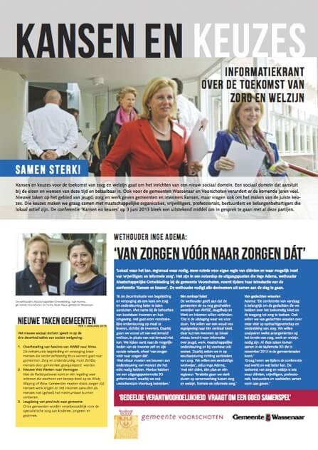 Gemeente Voorschoten / Gemeente Wassenaar