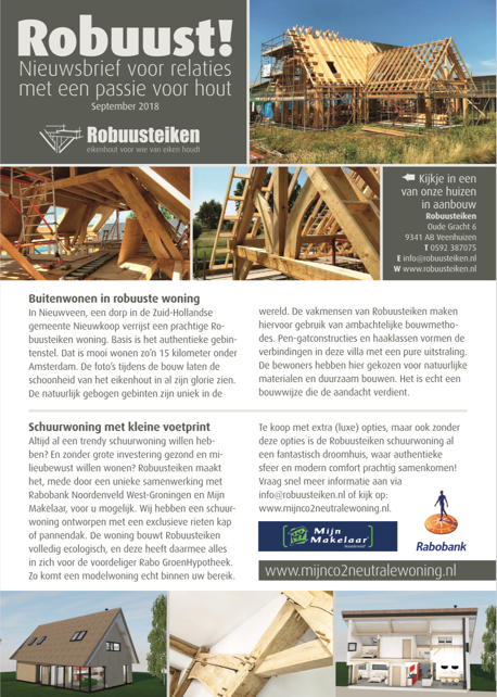 Robuusteiken September 2018