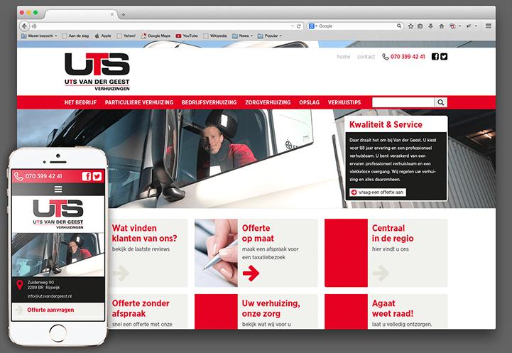 UTS website
